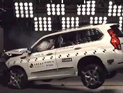Haval H9 краш тест (Haval H9 Crash Test)